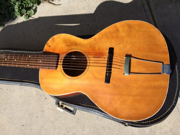 vintage purchase 1932 gibson guitar