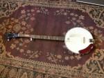 1970's Hondo HB-55A- 5 string banjo- $150.00