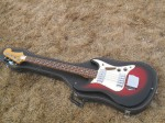 1970's Aria  Bass model 1820  (japan) with case- full front
