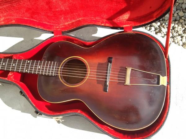 broken string guitars salida guitar shop we buy sell trade new vintage guitars 1933 34. Black Bedroom Furniture Sets. Home Design Ideas